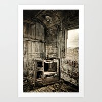Top Of The Line In Its D… Art Print