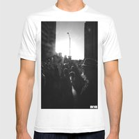 Unite Mens Fitted Tee White SMALL