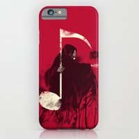 iPhone Cases featuring Death Note by Tobe Fonseca