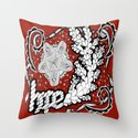 Hope Bursting Forth Throw Pillow