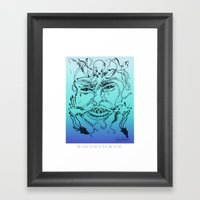 Find a Place Framed Art Print