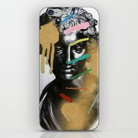 Composition 527 iPhone & iPod Skin