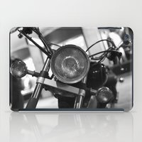 Motorcycle iPad Case