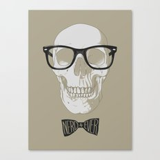 nerd4ever Canvas Print