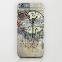 Time flies iPhone 6 Slim Case