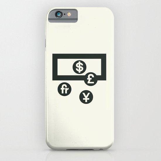 Money iPhone & iPod Case
