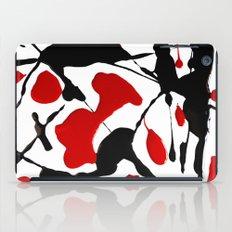 BLOOD IN iPad Case