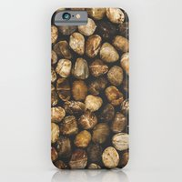 iPhone & iPod Case featuring River Stones by Andrea Hurley