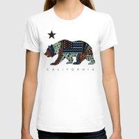 california T-shirts featuring California by TAM ♡