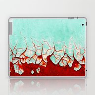 Laptop & iPad Skin featuring Abstract Rust by Patterns And Texture…