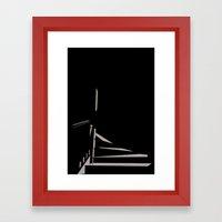 Enjoy Your Trip. Framed Art Print