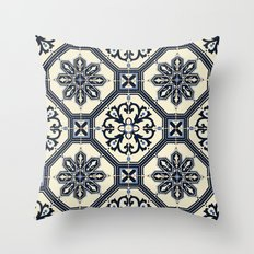 AZULEJOS Throw Pillow