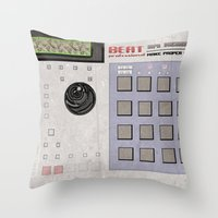 MPC Dreams (2012) Throw Pillow