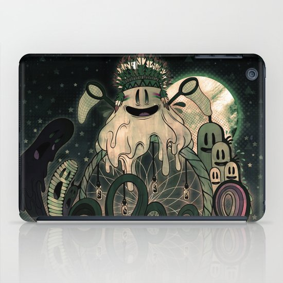 The Dream Catcher: Old Hag's Bane iPad Case