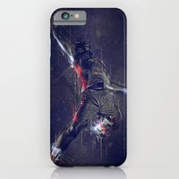 iPhone & iPod Case featuring DARK DUNK by Ptitecao