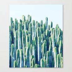 Cactus V2 #society6 #dec… Canvas Print