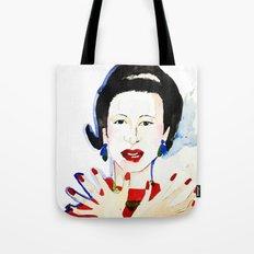 Diana Vreeland Tote Bag