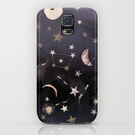 iPhone & iPod Case featuring Constellations  by Nikkistrange