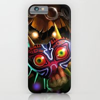 Majoras Mask iPhone 6 Slim Case