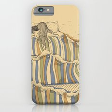Ocean of love iPhone 6 Slim Case