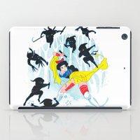 Tales of a Snow Geisha iPad Case