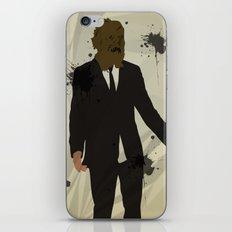 The Dark Knight: Scarecrow iPhone & iPod Skin