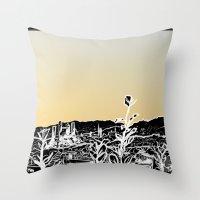 Locals Only - Los Feliz … Throw Pillow