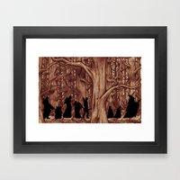 On The Way (The Fellowsh… Framed Art Print