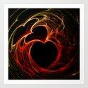 Lavish Love Art Print