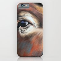 iPhone & iPod Case featuring Crazy Cow by Vasco Vicente