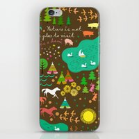 nature is home 1 iPhone & iPod Skin