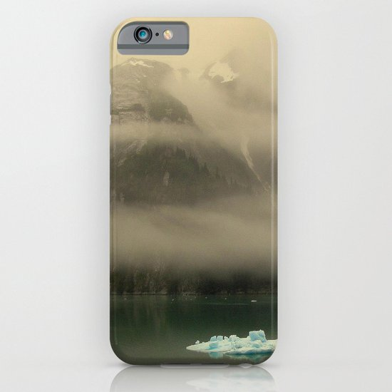 Icebergs in Alaska iPhone & iPod Case