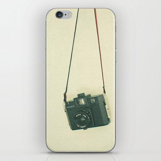 A Dear Friend iPhone & iPod Skin