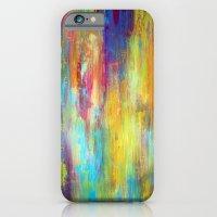 iPhone & iPod Case featuring Summer Rain by Liz Moran