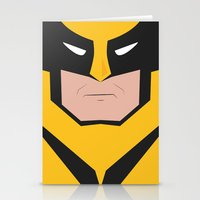 Wolverine Stationery Cards