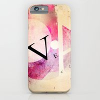 iPhone & iPod Case featuring VEA 21 by Andre Villanueva