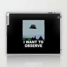 I Want to Observe Laptop & iPad Skin