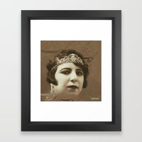 ghammm Framed Art Print