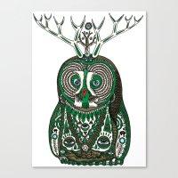 Binah Canvas Print