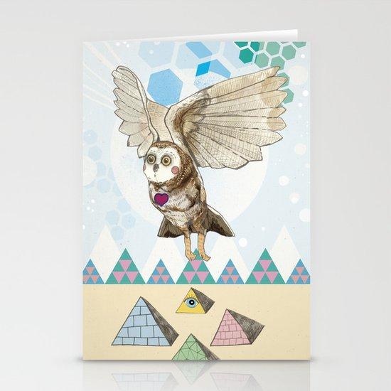 Journey Stationery Card