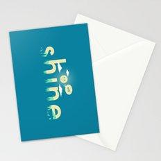 i will shine Stationery Cards