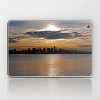 Downtown Sunset Laptop & iPad Skin