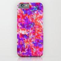 FLORAL SUNSET iPhone 6 Slim Case