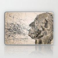 Penser : Expression. Laptop & iPad Skin