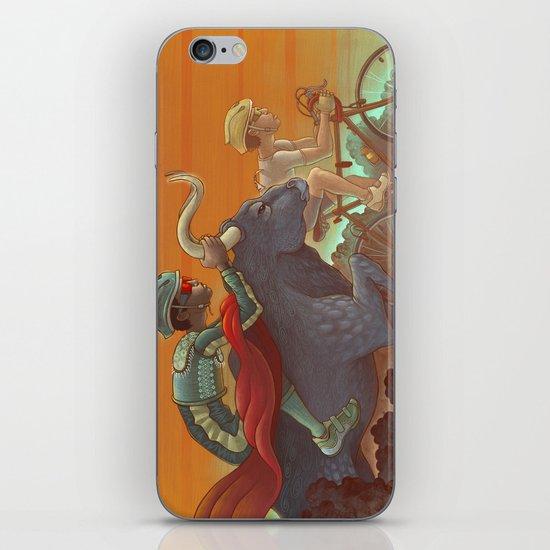 Bullride iPhone & iPod Skin