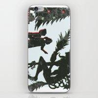 Be Good Krampus iPhone & iPod Skin