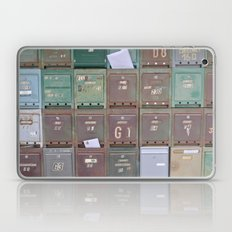 Mailboxes I Laptop & iPad Skin