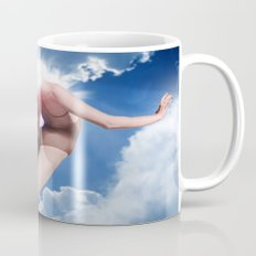 Surrender to the clouds Mug