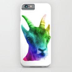 Rainbow Goat Slim Case iPhone 6s