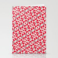 Pin Bow Stationery Cards